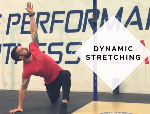 Pre-Workout Dynamic Stretching