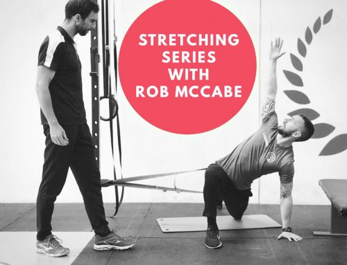 Stretching Series With Rob McCabe