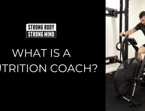 What Is A Nutrition Coach?
